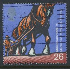 Great Britain SG 2108  Used    - Farmers Tale