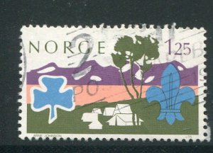 Norway #656 Used - Penny Auction