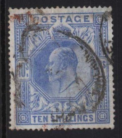Great Britain #141 Used