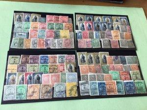 Paraguay  vintage  stamps Ref 52041