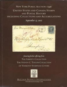 United States and Canada Stamps and Postal History