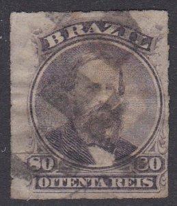 Brazil Sc #64 Used