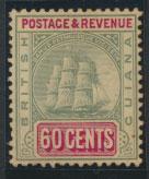 British Guiana SG 248 Mint Hinged  (Sc# 168 see details)