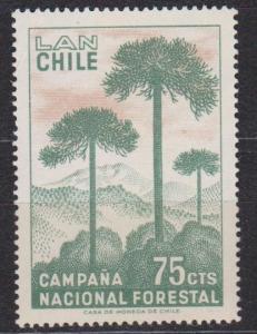 Chile #C274 MNH F-VF (ST1231)