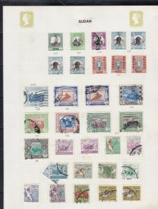 south egypt stamps page ref 16904