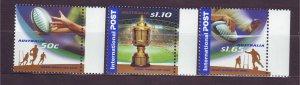 J23768 JLstamps 2003 australia set mnh #2199-2201 sports