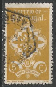 PORTUGAL 579 VFU Z952-3