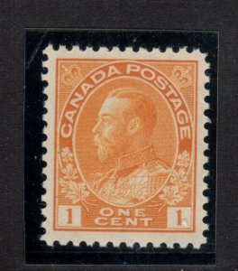 Canada #105 Extra Fine Never Hinged