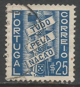 PORTUGAL 566 VFU 209G-1