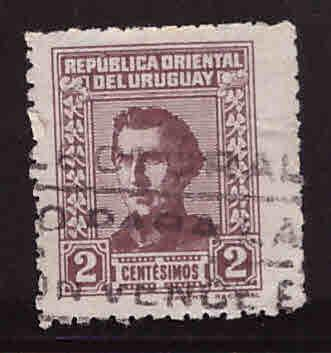 Uruguay Scott 571 Used stamp