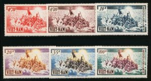 VIETNAM 30-35 MINT NH