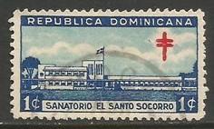 Dominican Republic RA11 VFU Y834-7