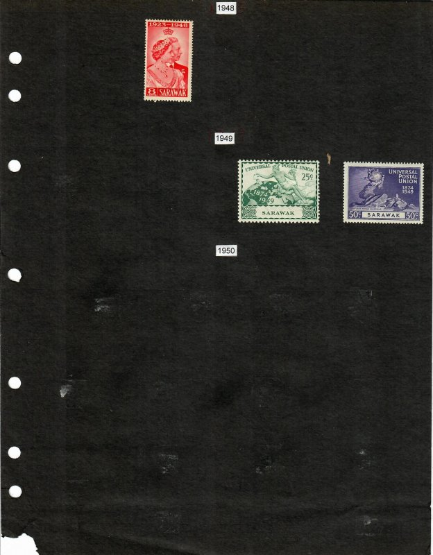 North Borneo Selection of 13 Stamps MH/Used (SCV $35.90) Starting at 5%