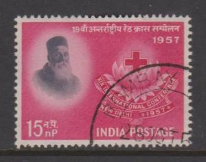 India Sc#291 Used