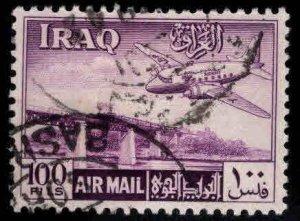 IRAQ Scott C8 Used Airmail stamp
