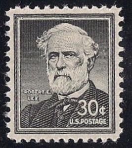 1049A 30 cent Lee Stamp Mint OG NH EGRADED SUPERB 99 XXF