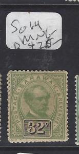 SARAWAK  (P2911B)  BROOKE   32C  SG 19   MNG