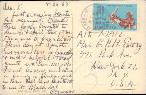 Kenya Uganda & Tanganyika, Picture Postcards