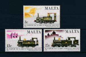 [61166] Malta 1983 Railway Train Eisenbahn Chermin De Fer MNH