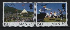 ISLE OF MAN , 786-787, MNH, 1998 Europa