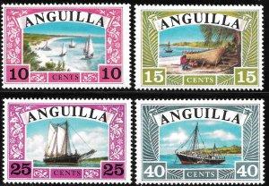 Antigua # 618 - 21 Mint Never Hinged
