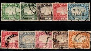 Aden 1-10 Used Short Set
