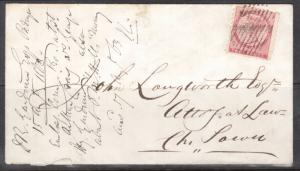 Prince Edward Island #1 Used On Cover **With Certificate**