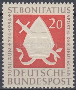 FRG stamp `Apostle of the Germans` MNH 1954 Mi 199 WS148305