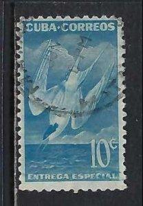 CUBA E18 VFU BIRD K450-5