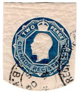 (I.B) Grenada Postal : Registration 2d