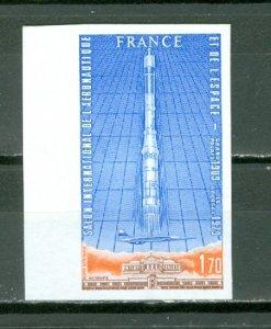 FRANCE 1979 AIR  #C51...IMPERF STAMP...MNH
