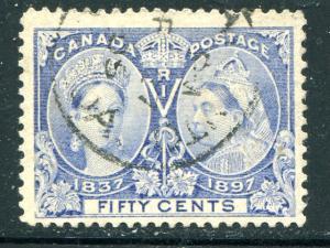 Canada #60  Used F-VF CDS