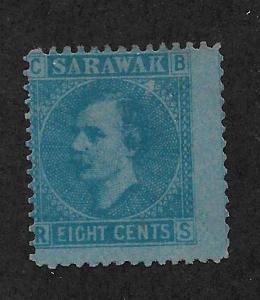 SARAWAK SC# 6 AVF/MOG 1875