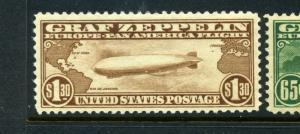 Scott #C14 Graf Zeppelin Air Mail Mint Stamp (Stock #C14-40)