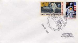 United States, Event, Space, Fancy Cancels, Texas