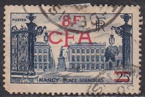 Reunion 280 Stanislas Square, Nancy O/P 1949