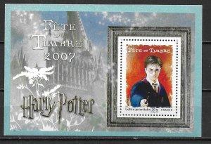 France 3303a Harry Potter s.s. MNH