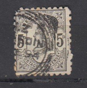 J25826  jlstamps 1891-5 new zealand avg used #69 queen