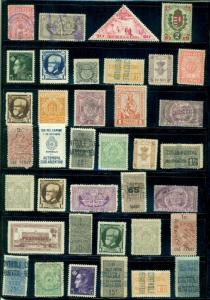 CINDERELLAS & LABELS WORLDWIDE GROUP OF 87, INTERESTING