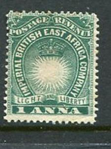 British East Africa #15 Mint Hinged Accepting Best Offer