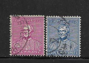 IRELAND, 153-154, USED, JOHN HENRY CARDINAL NEWMAN