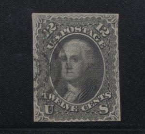 US Stamp Scott #69 Used SCV $95