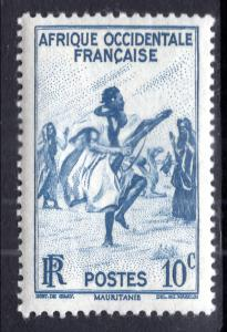 French West Africa 36 MNH VF