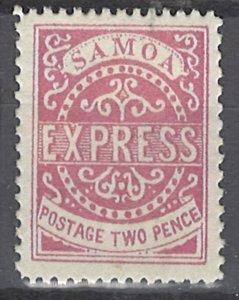COLLECTION LOT # 2190 SAMOA #2 MH 1877 CV=$25