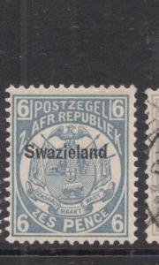 Swaziland SG 6 MNH (4dfe)