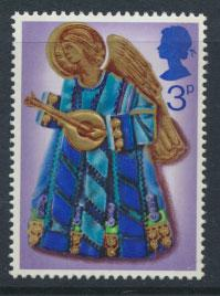Great Britain SG 914  MUH  Christmas 1972