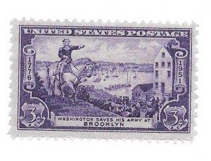 USA 1951 - MNH - Scott #1003 *