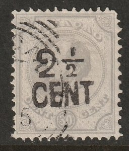 Netherlands Antilles 1895 Sc 26 used