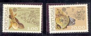 Portugal  #1283-4   VF NH  -  Lakeshore Philatelics