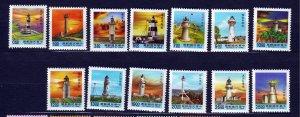 J23032 JLstamps 1991-2 taiwan china set mhr #1st stamp mhr rest mnh #2811-21